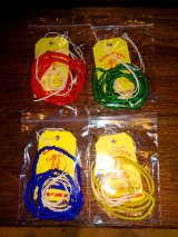 Gauntlets (GLASS BEADS NECKLACE) RED、GREEN、NAVY、YELLOW