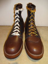 Wesco (Packer Custom) Black & Brown