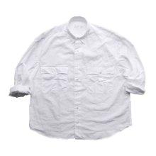 他の写真2: Porter Classic (ROLL UP SHIRT) Color:White