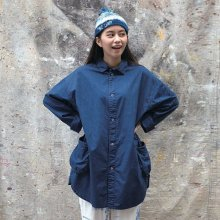 他の写真1: Porter Classic (DOT SHIRT JACKET) Color:Blue