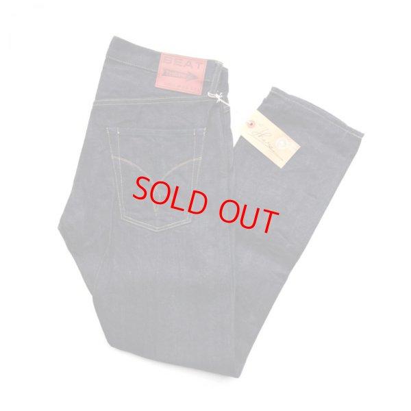 """画像2: THERE """"BEAT""""(Denim Pants) Color:Indigo"""