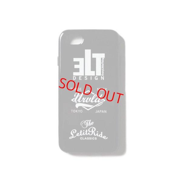 """画像1: Let it Ride """"iPhone 7&8専用 case"""" Color:Black"""